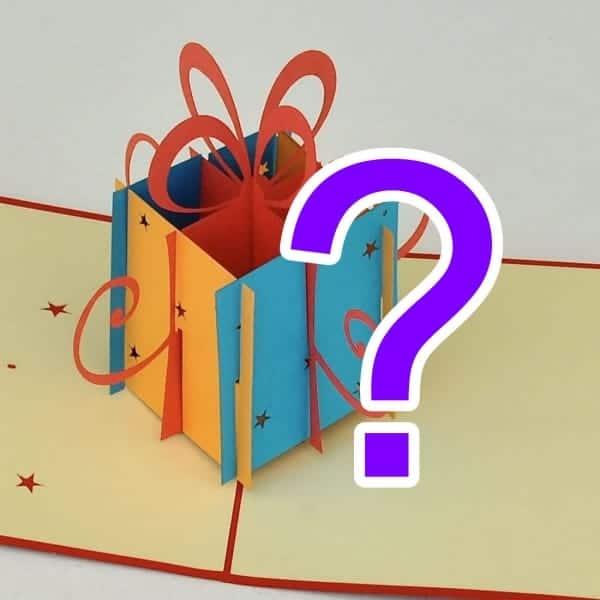 1 Cadeautje 1 2