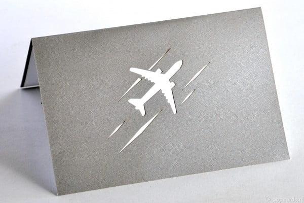 Flugzeug modern 2