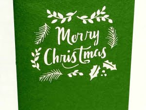 kerst arreslee groen2