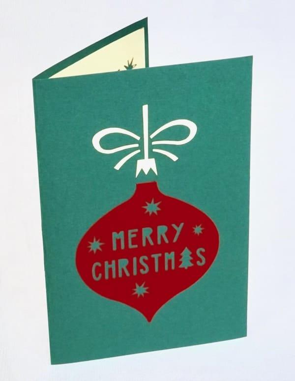 kerst kerstboom groen2