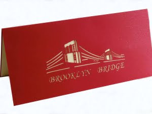 Pokrywa Brooklynbridge
