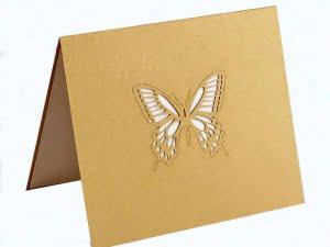 Copertina di farfalle