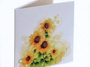 Zonnenbloemen cover