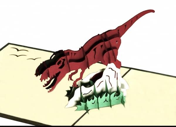 t rex 3
