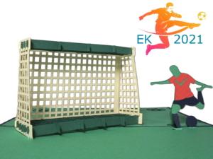 UEFA EK voetbal europacup kampioen popcards.nl