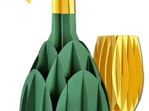 Champagne dárek